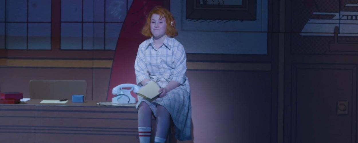 Bekijk 'Morgen' uit Annie de Musical