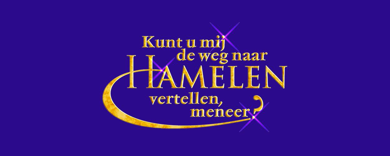 Stage Memories: Kunt u mij de weg naar Hamelen vertellen, meneer?