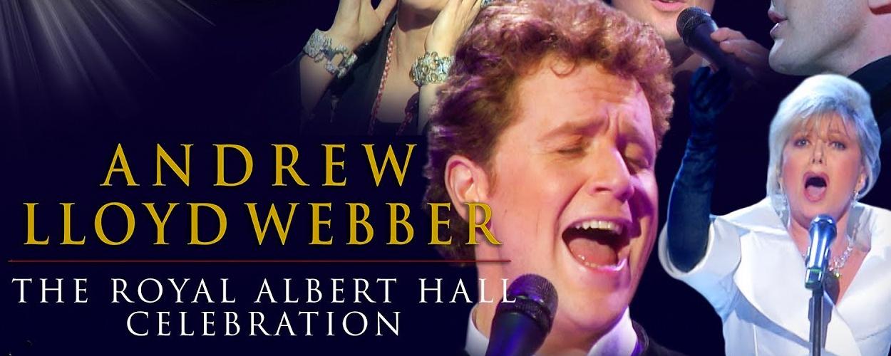 Andrew Lloyd Webber's Royal Albert Hall Celebration op YouTube