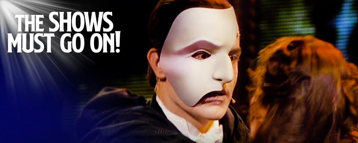 Dit weekend is The Phantom of the Opera opnieuw te zien op YouTube