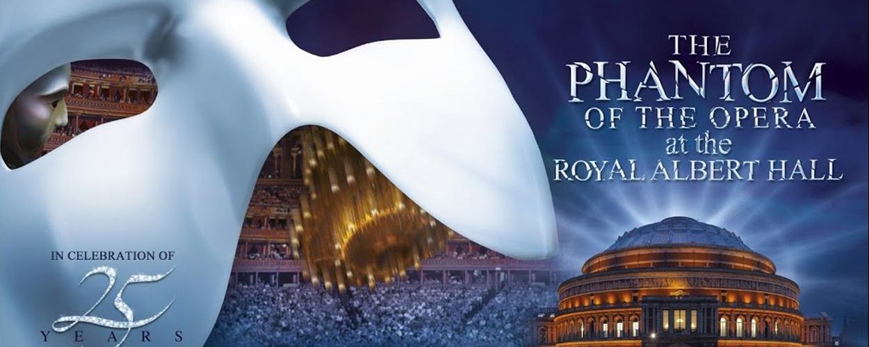 The Phantom of the Opera vanaf vrijdag volledig online te bekijken
