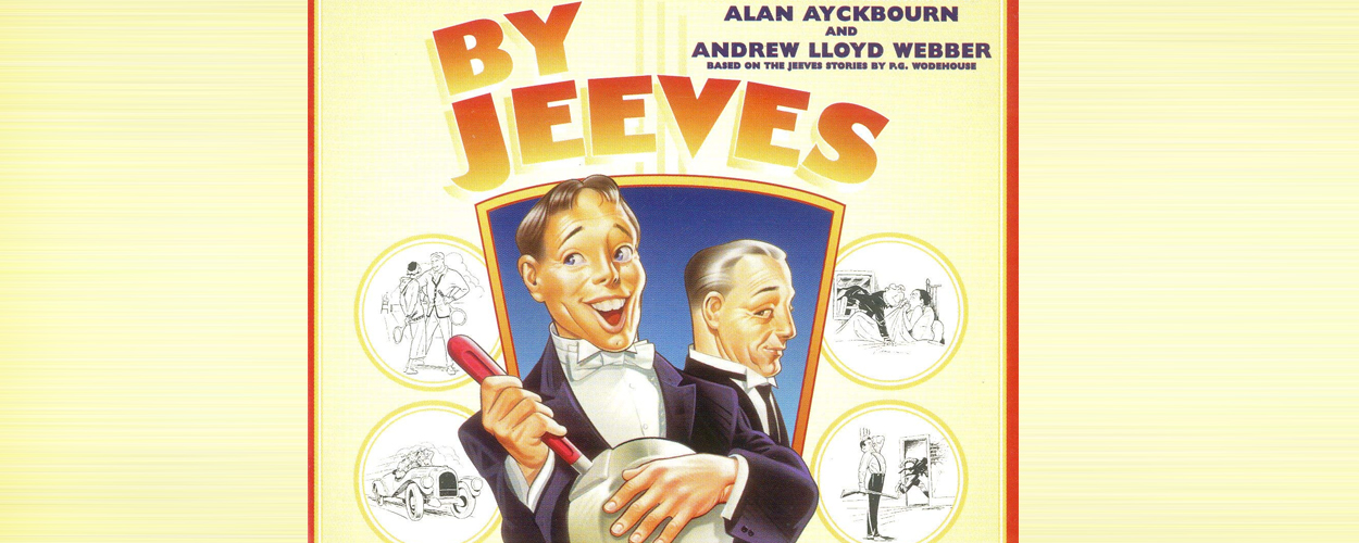 By Jeeves is de volgende musical op YouTube van Andrew Lloyd Webber
