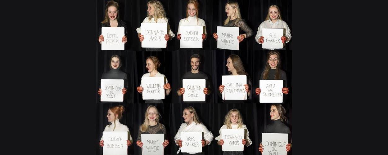 Studenten Muziektheater aan Codarts Rotterdam maken muziektheaterfilm