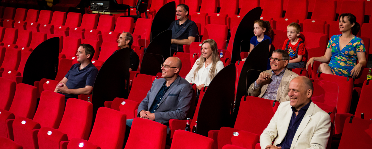 Markant Uden komt met capaciteit verhogende exit-strategie voor theaters