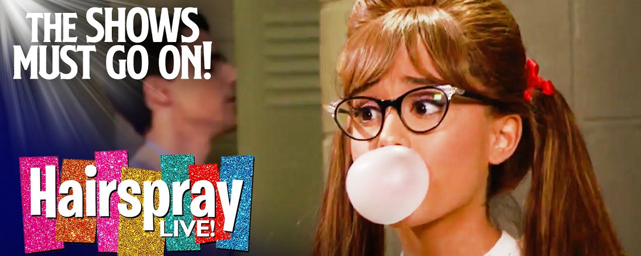 Hairspray Live! vanaf vrijdagavond op YouTube