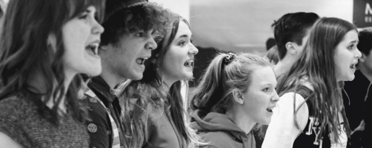 Audities: Selectieklassen seizoen 2020/2021 van Musical 2.0