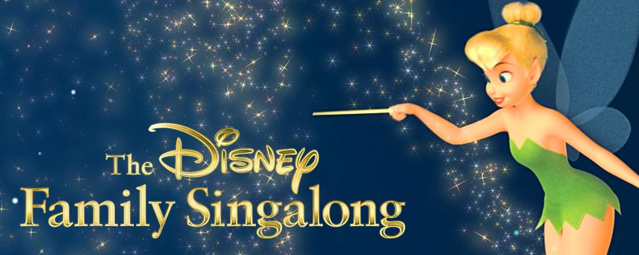The Disney Family Singalong nu op Disney Plus