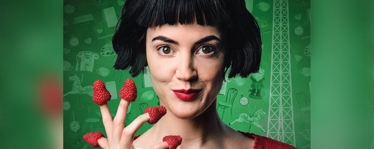 Amélie de Musical vanaf najaar 2021 te zien in Nederland