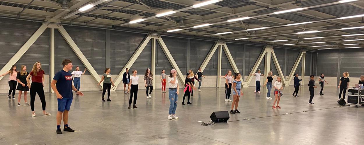 Musical 2.0 sluit lesjaar af in WFC Amsterdam