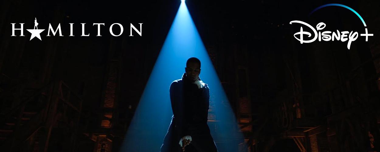 Trailer voor Hamilton op Disney Plus