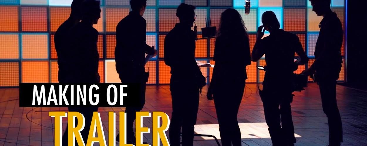 Making of van de trailer voor TINA – De Tina Turner Musical