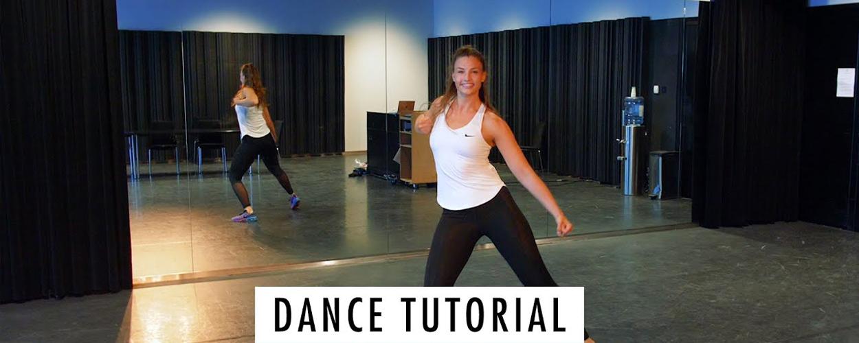 Dance Tutorial: Dancing Queen uit Mamma Mia!
