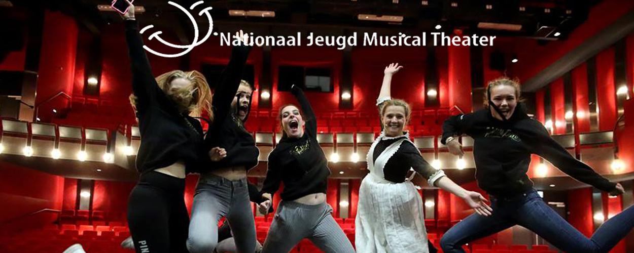 Nationaal Jeugd Musical Theater start nieuwe vooropleiding