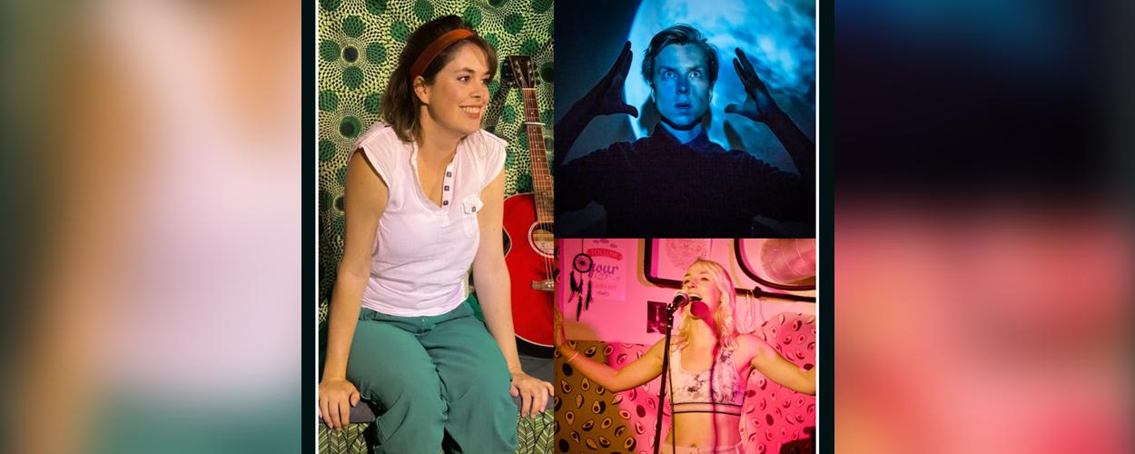 Musicalartiesten in het TapasTheater in Amsterdam dit weekend