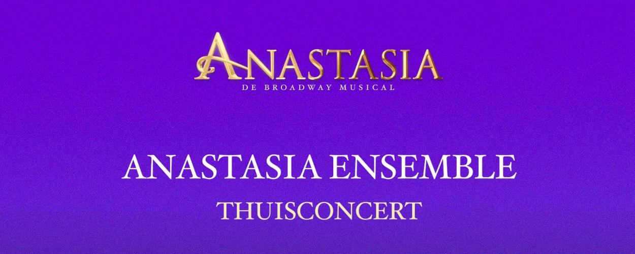Thuisconcert van het ensemble van Anastasia