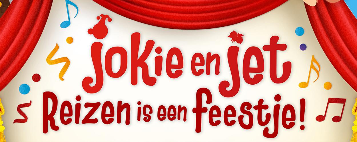 De Efteling brengt interactive musical Jokie en Jet