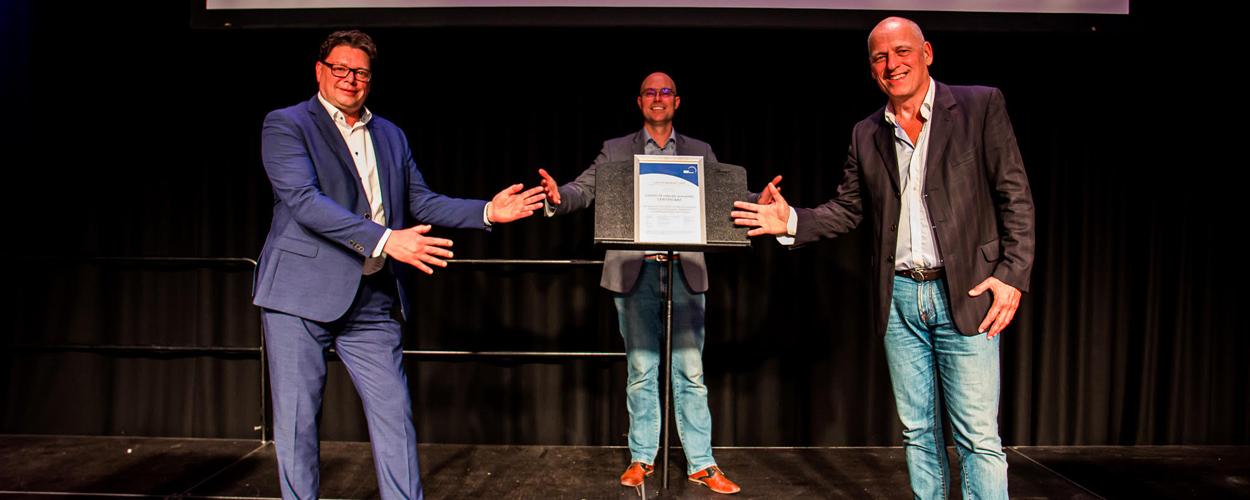Theater Markant Uden ontvangt COVID-19 veiligheidscertificaat