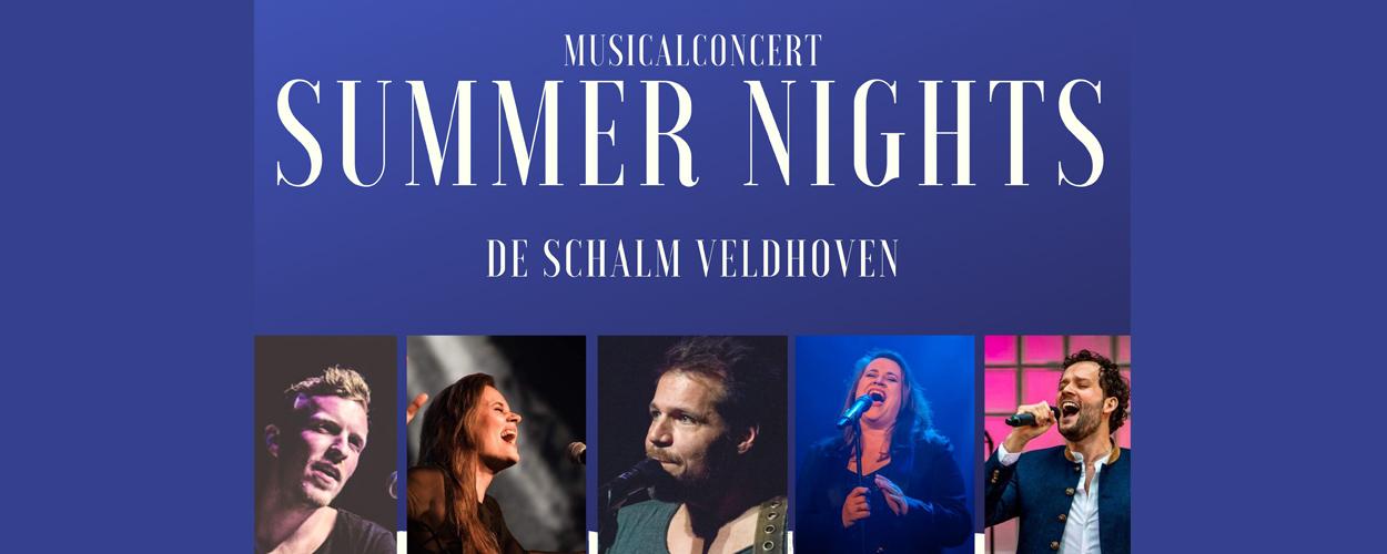 Summer Nights Musicalconcert in Veldhoven