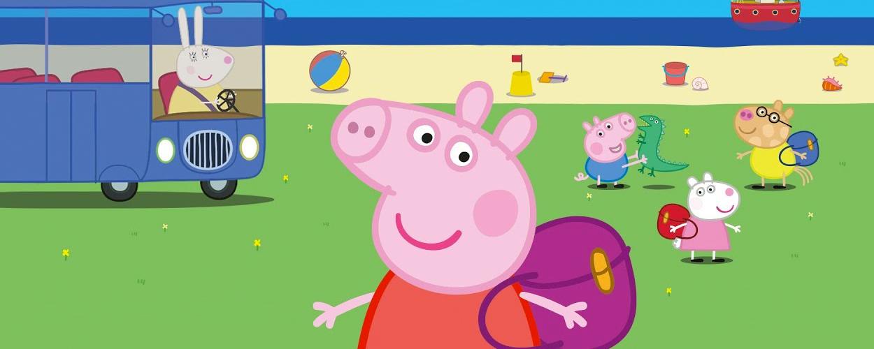 Peppa Pig – Schoolreisje