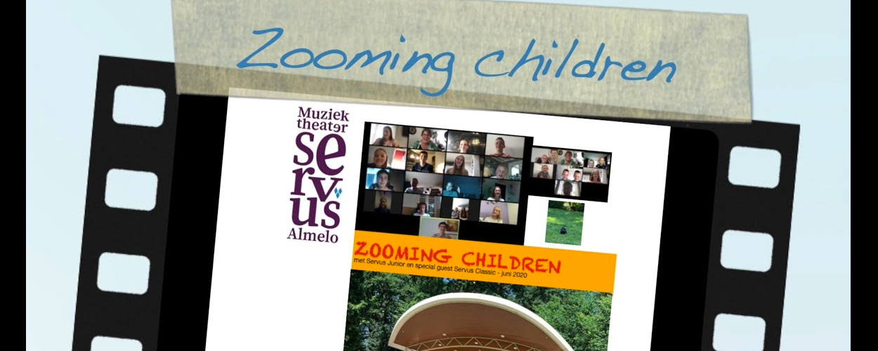 Servus Junior maakt online musical Zooming Children