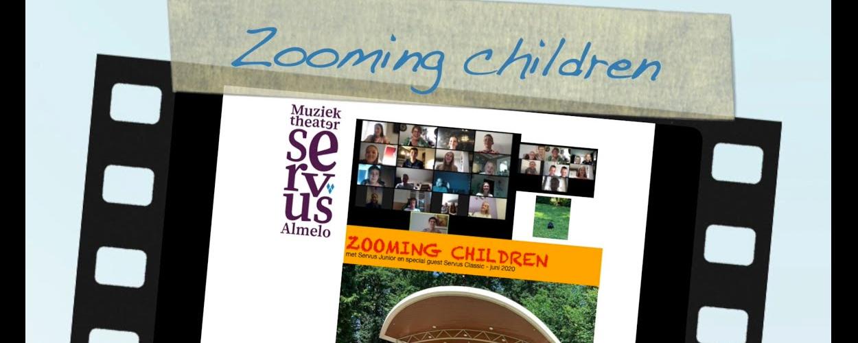 Servus Junior maakt online musical Zooming Children