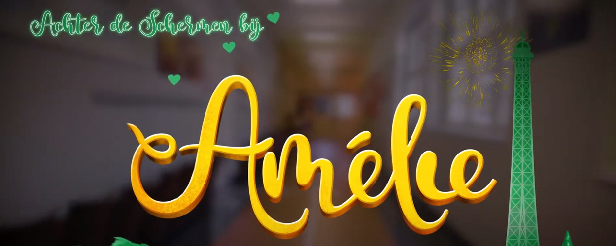 Teaser Amélie de Musical