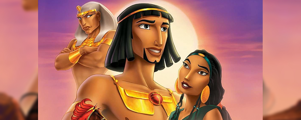 The Prince of Egypt vanaf 4 september op Netflix