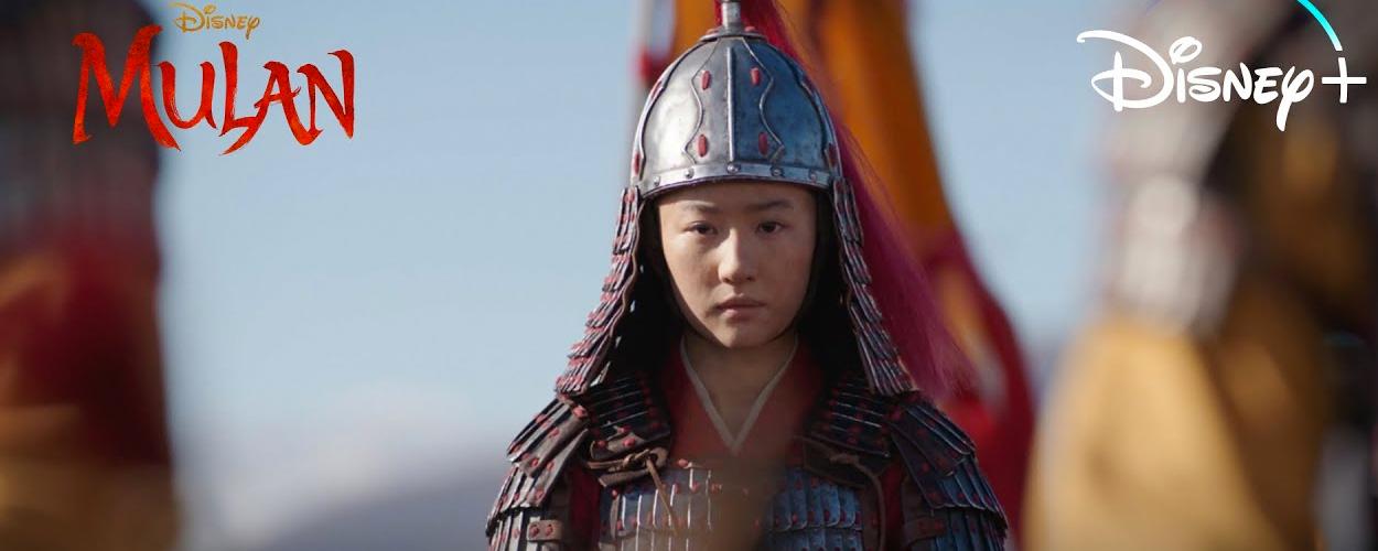 Volgende trailer voor Mulan op Disney Plus