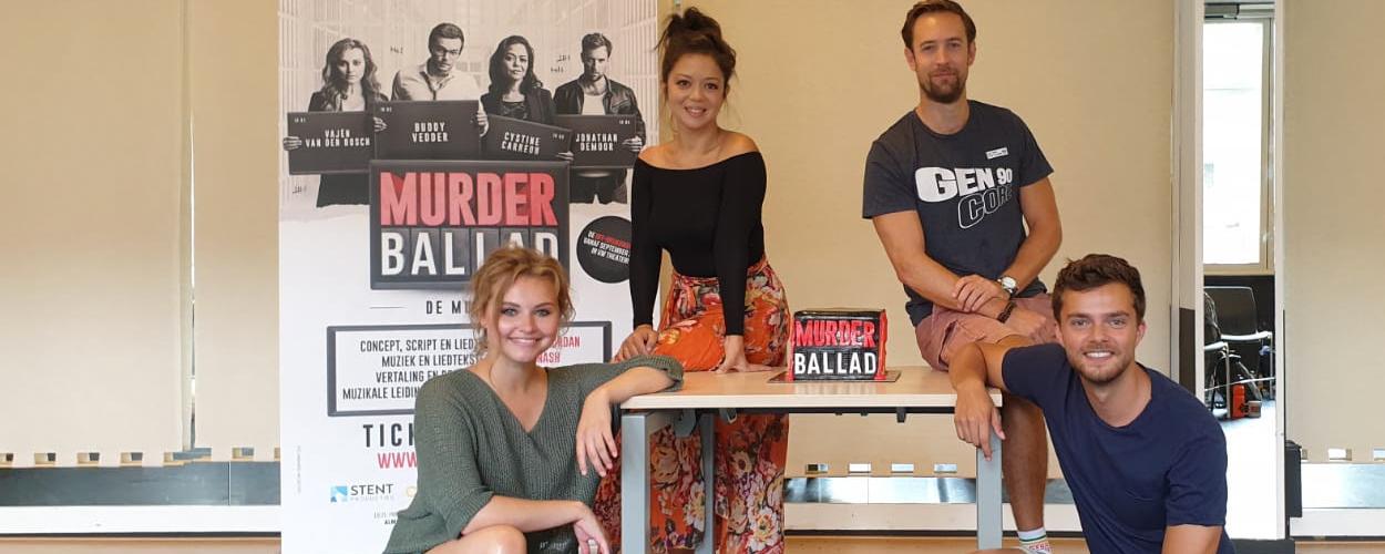 Repetities Murder Ballad gestart