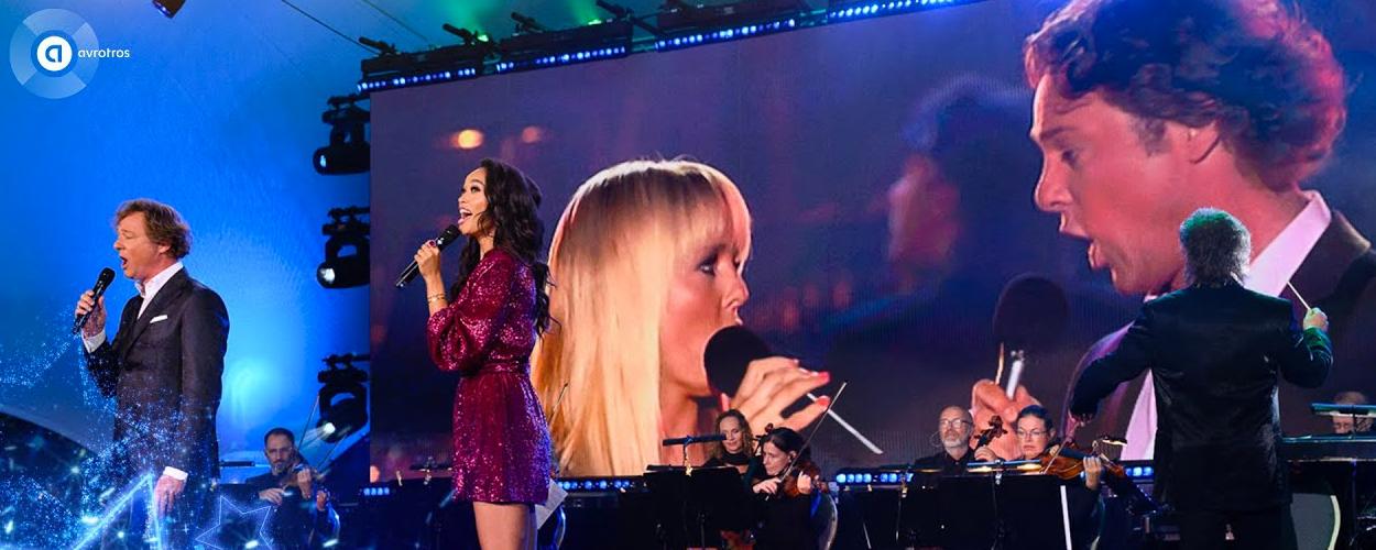Gemiddeld 700.000 kijkers voor Musical Sing-a-long 2020