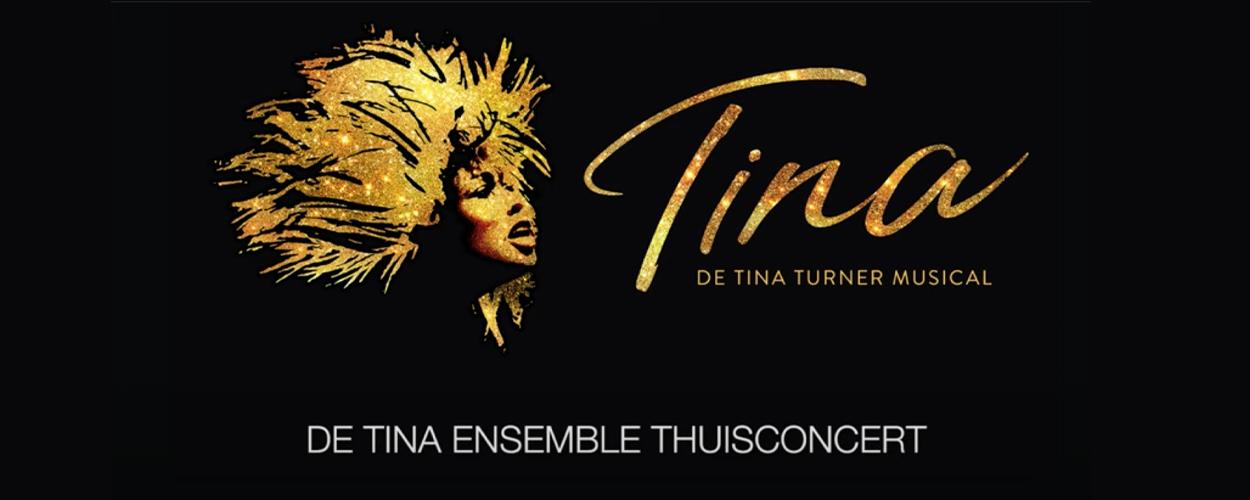 Thuisconcert van het ensemble van TINA – De Tina Turner Musical