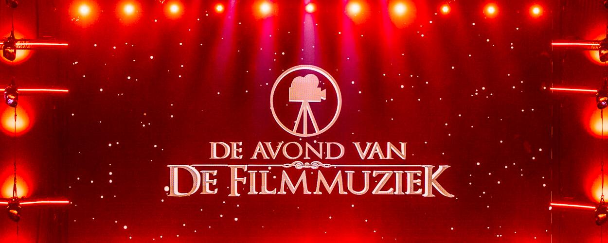 Avond van de Filmmuziek 19 en 20 november in de Ziggo Dome