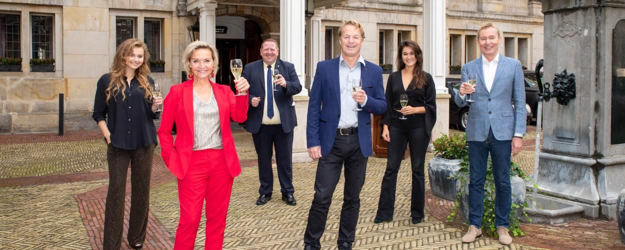 Musical Afternoon Tea-sessies met o.a. Mariska van Kolck, Joke de Kruijf en René van Kooten
