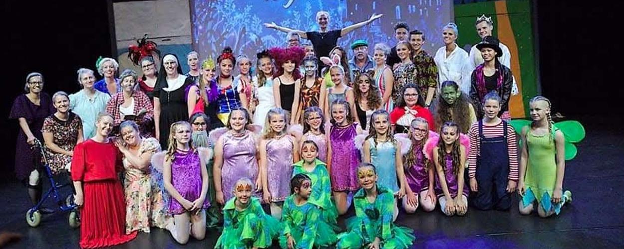 De Catside Story van Musicalschool Blijmond uit Beverwijk