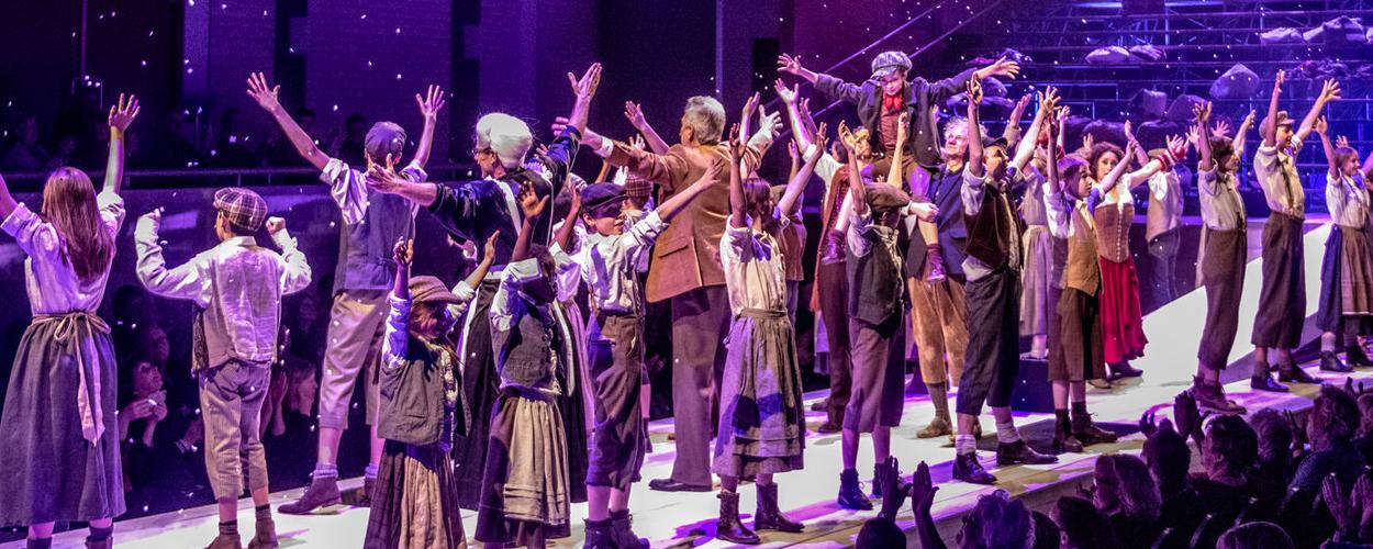 Audities: Scrooge van het Wilminktheater in Enschede