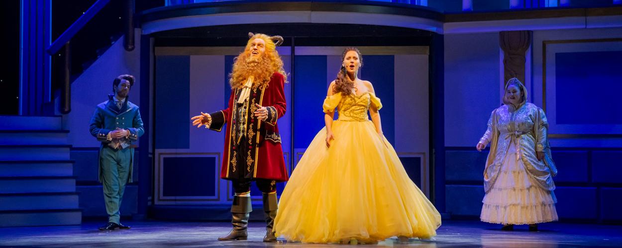 Bekijk de trailer van Belle en het Beest de Musical