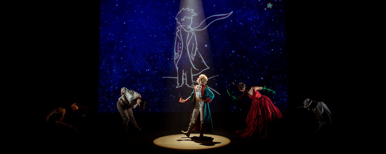 De musical De Kleine Prins gaat in Nederland en in London over een jaar in première