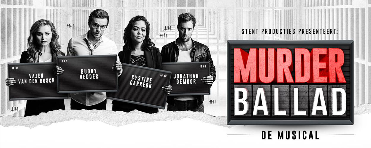 Musical Murder Ballad keert vanaf mei 2021 terug in de theaters