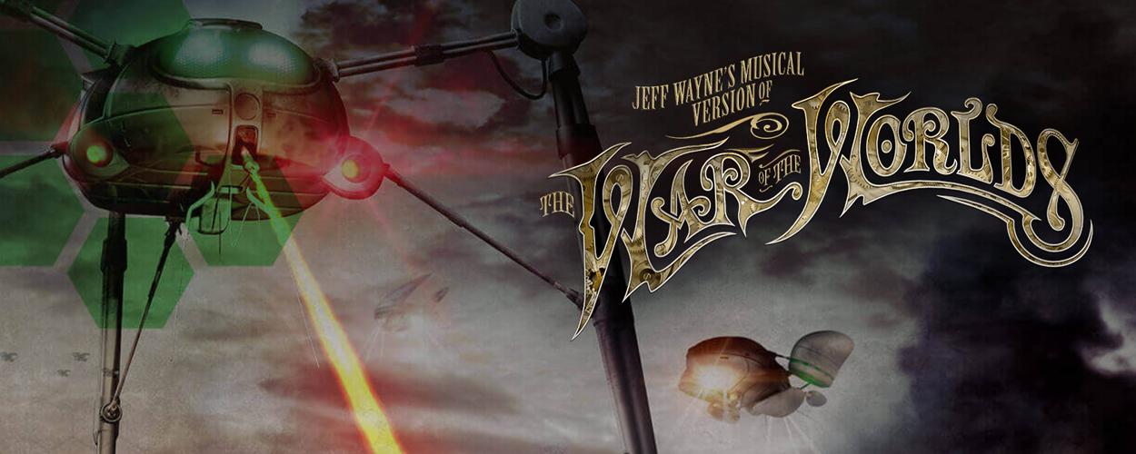 Jeff Wayne's The War of the Worlds vanaf vrijdag op YouTube