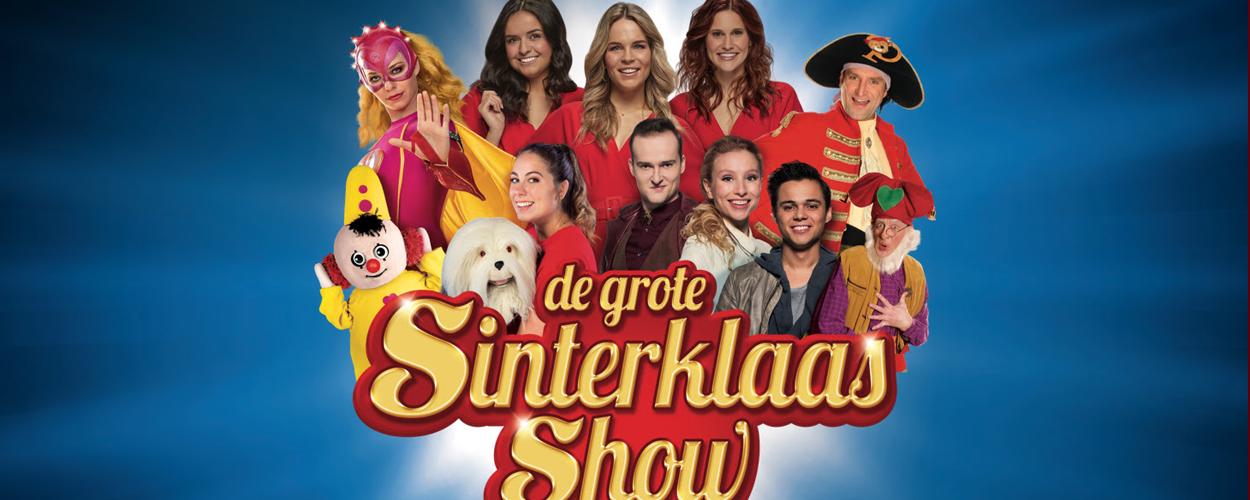 Studio 100 brengt gratis digitale versie van De Grote Sinterklaasshow
