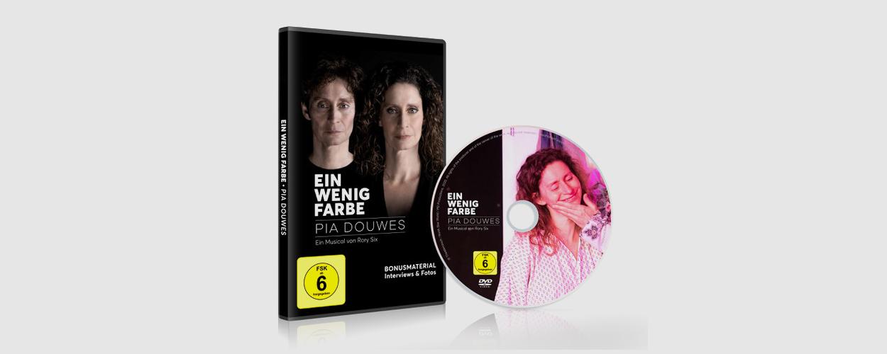 Speciaal voor Pia Douwes geschreven musical nu op DVD