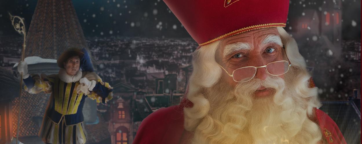 Van Tok Music Entertainment presenteert de voorstelling Verhalen van Sinterklaas