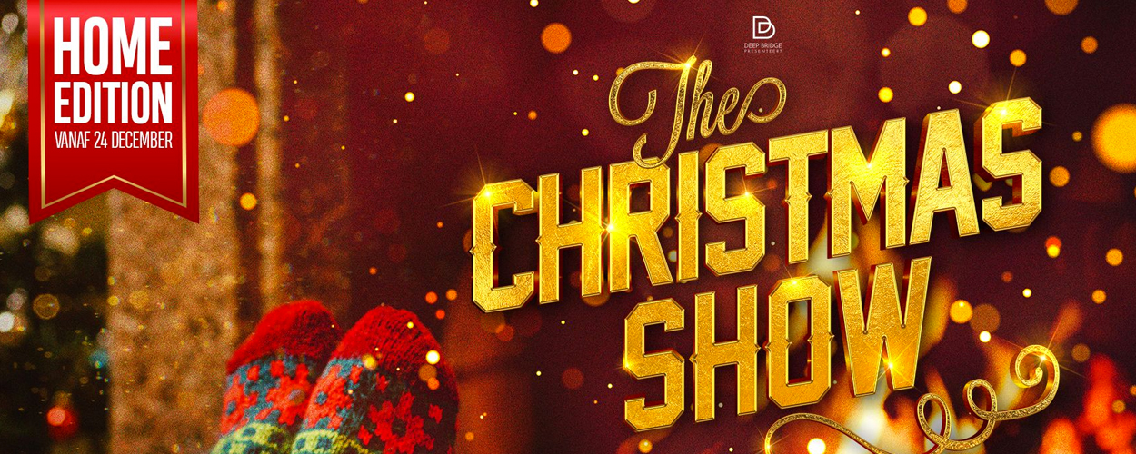 Home Edition van Vlaamse Christmas Show op kerstavond