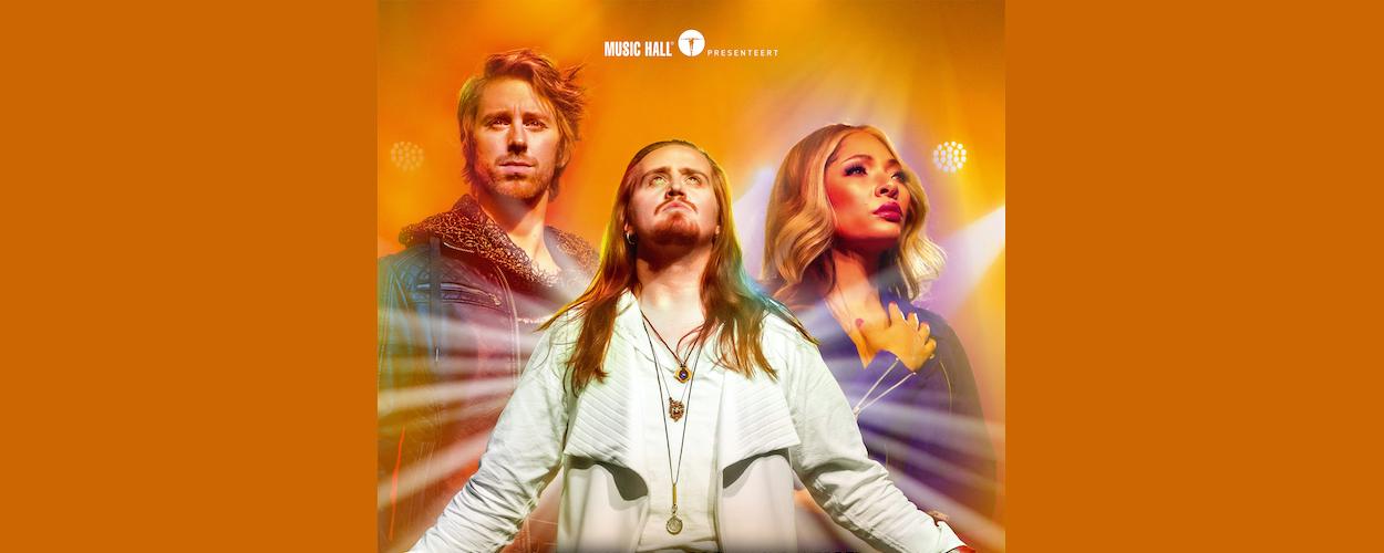 Jesus Christ Superstar – a musical dinner show in Zuiderkroon Antwerpen