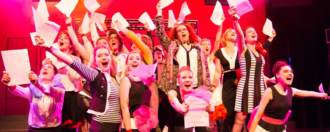 Stamppij uit Nijmegen start met Musical Lessen