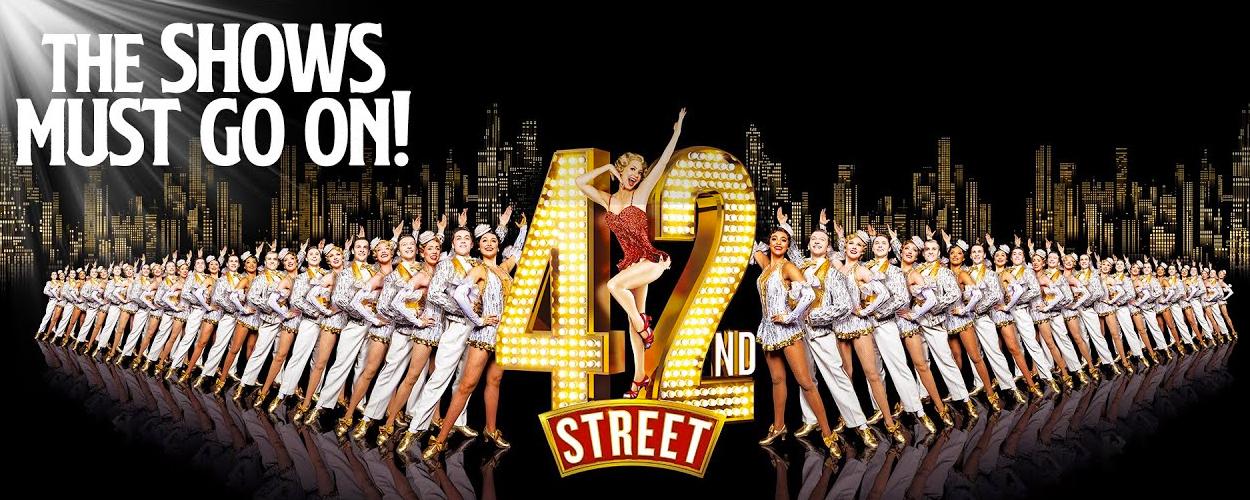 42nd Street komend weekend te bekijken op YouTube