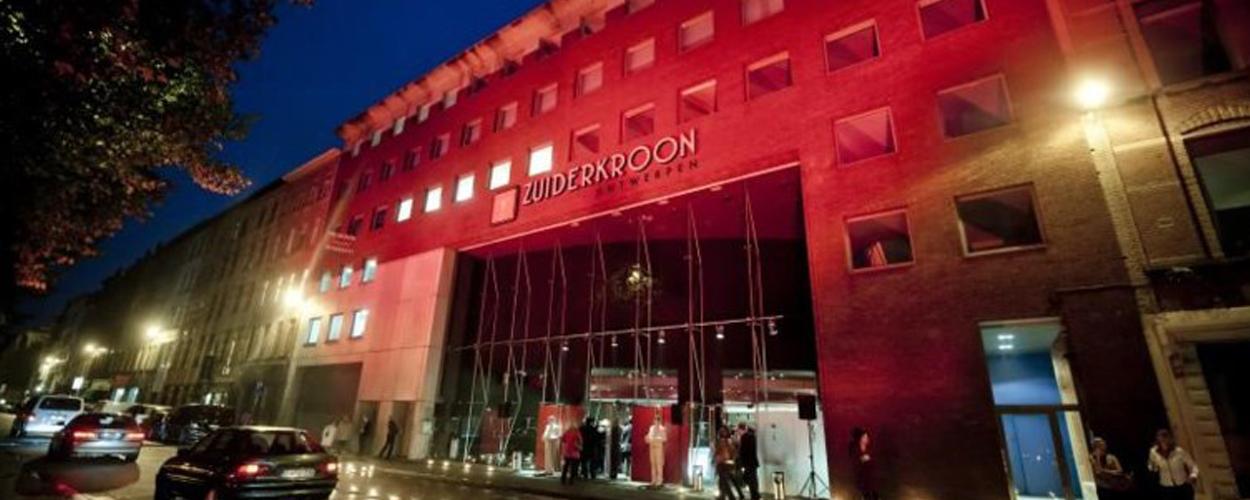 Zuiderkroon in Antwerpen wordt Studio Zuid en permanent virusveilige eventlocatie