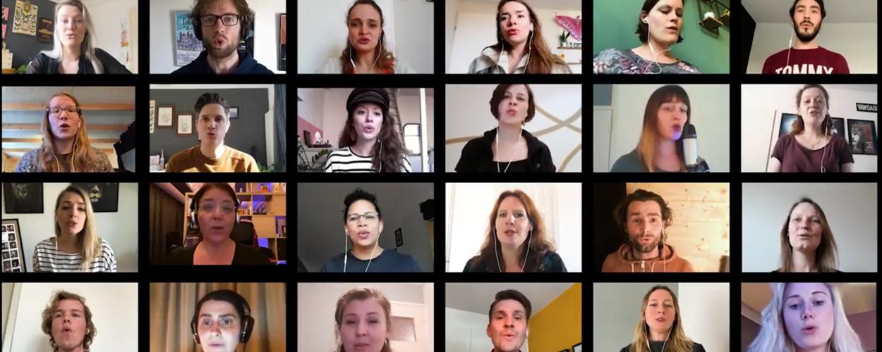 Stamppij uit Nijmegen gaat half jaar online musicallessen geven