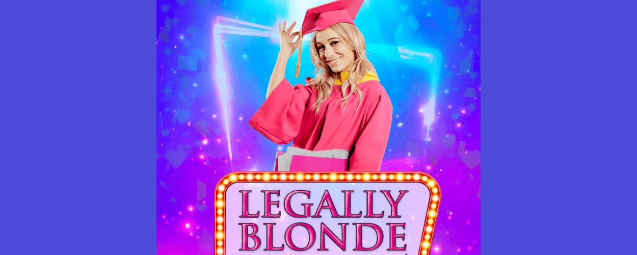 Legally Blonde volgend jaar februari in Stadsschouwburg Antwerpen