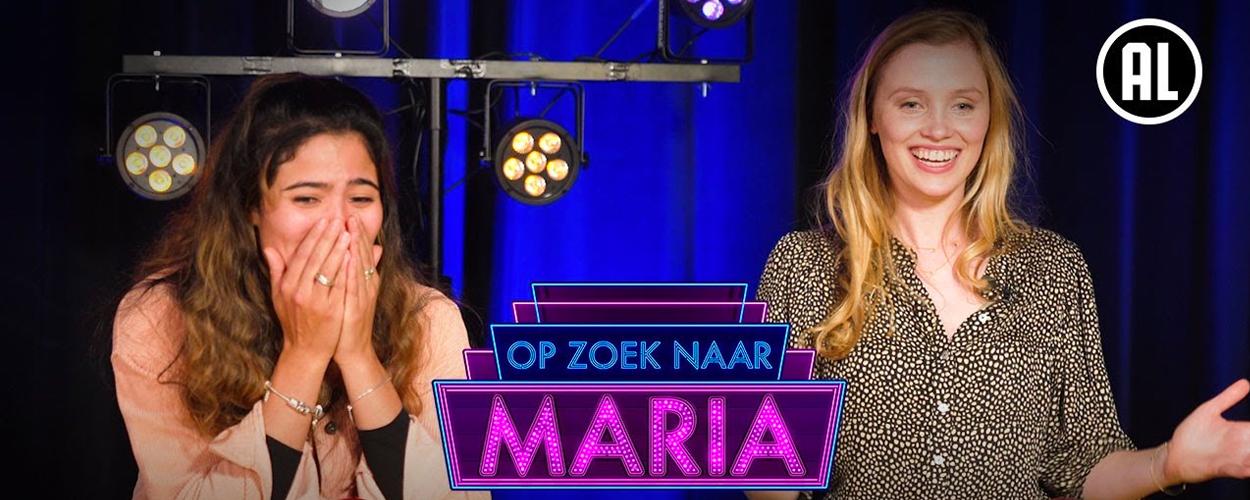 Deel 2 van de MusicalQuiz met de Op zoek naar Maria-kandidaten